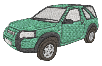 Panel image for Freelander TD4