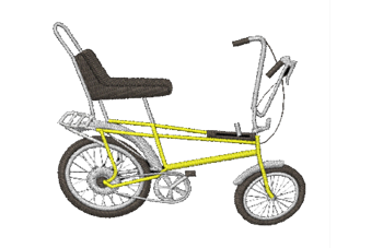 Panel image for Raleigh Chopper