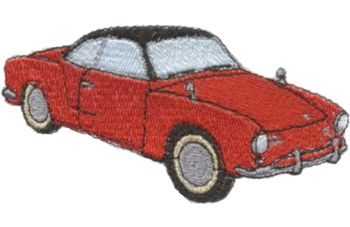 Panel image for Karmann Ghia