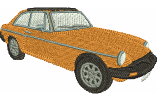 Panel image for MGB Coupe Rubber Bumper