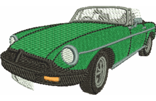Panel image for MGB Roadster Rubber Bumper