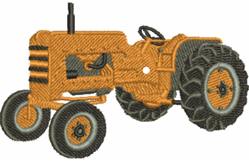 Panel image for Tractors