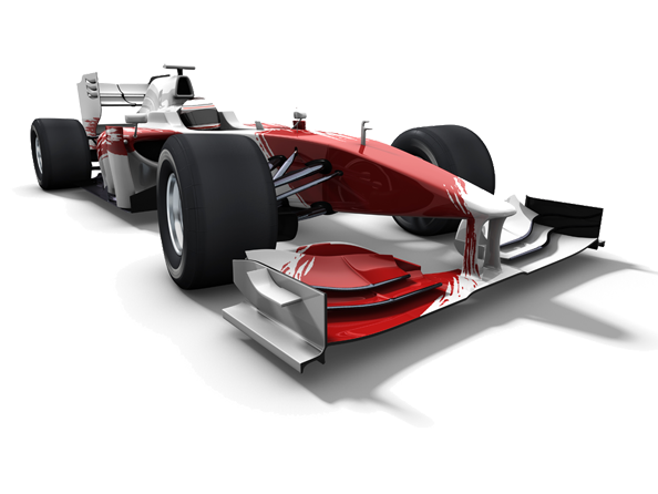 Image of Formula Racing Car available on all merchandise